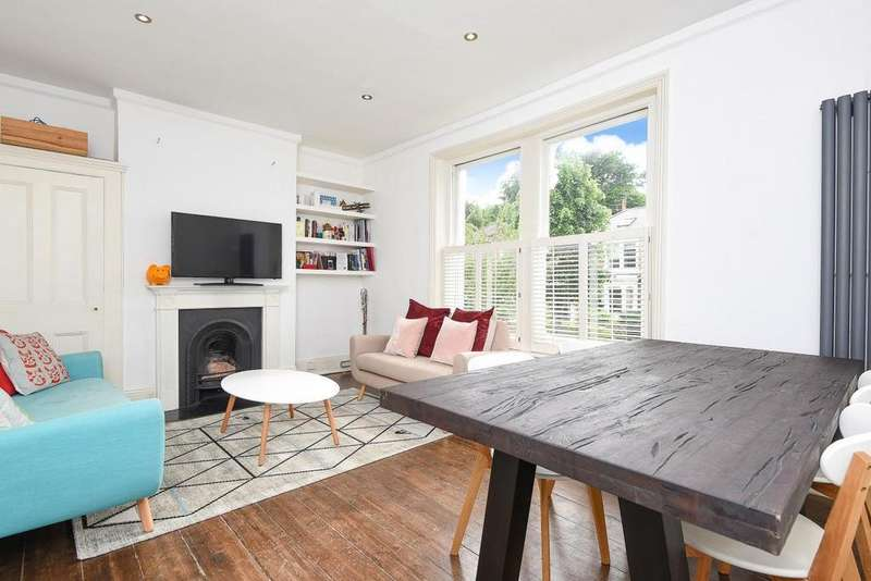 2 Bedrooms Flat for sale in Cromwell Avenue, Highgate