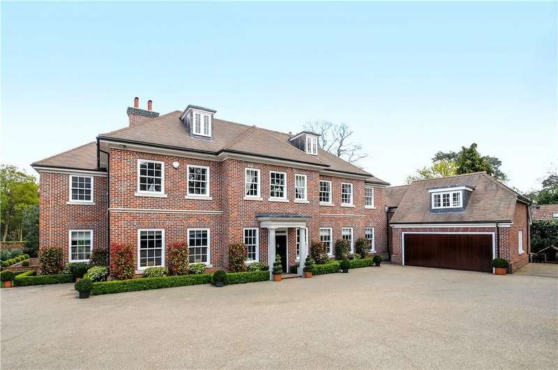 6 Bedrooms Detached House for sale in Brockenhurst Road, Ascot, Berkshire, SL5