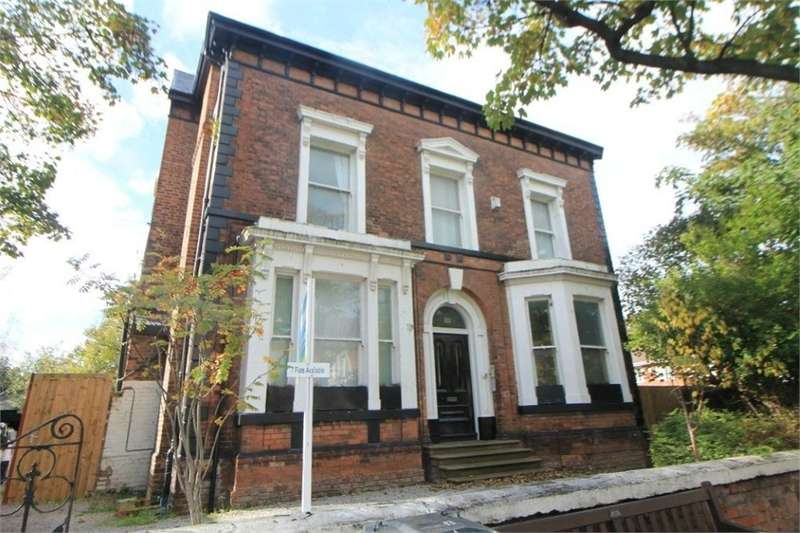 2 Bedrooms Flat for sale in 18 Crosby Road South, LIVERPOOL, Merseyside