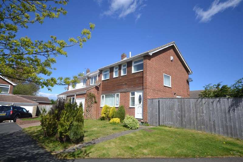 3 Bedrooms Detached House for sale in Runswick Close, Tunstall, Sunderland