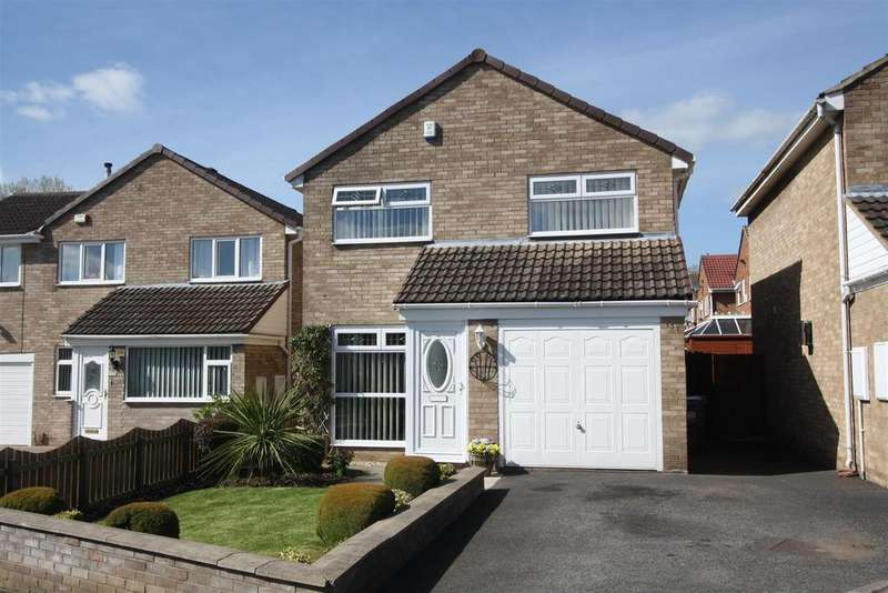 3 Bedrooms Detached House for sale in Riverside Way, Darlington