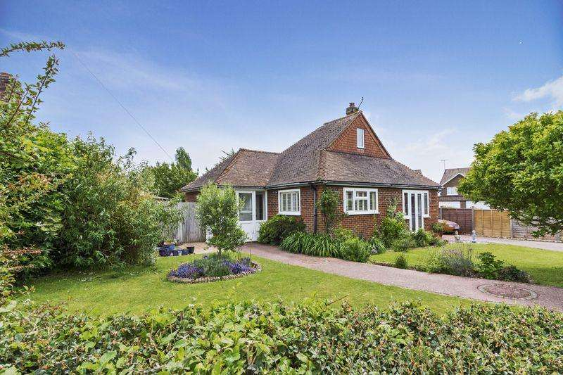 2 Bedrooms Bungalow for sale in Little Drive, Ferring