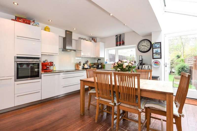 5 Bedrooms Terraced House for sale in Maygrove Road, West Hampstead