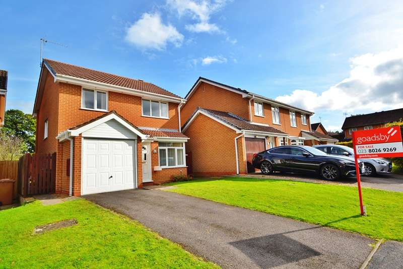 3 Bedrooms Detached House for sale in Chandlers Ford