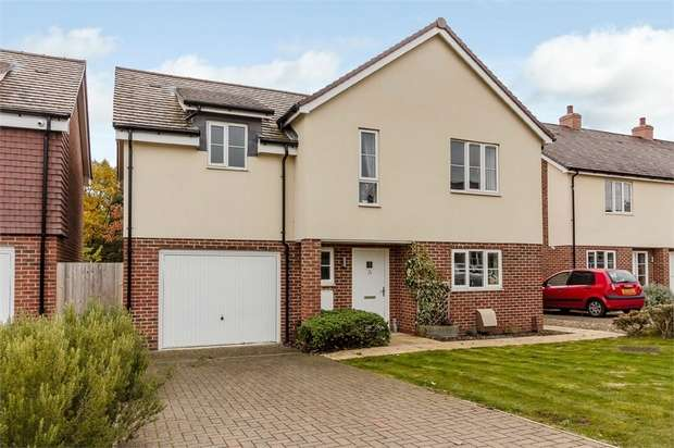 4 Bedrooms Detached House for sale in Bray Road, Edenbridge, Kent