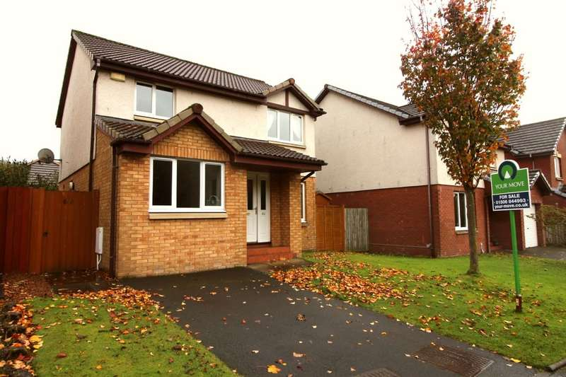 4 Bedrooms Detached House for sale in Avalon Gardens, Linlithgow Bridge, EH49