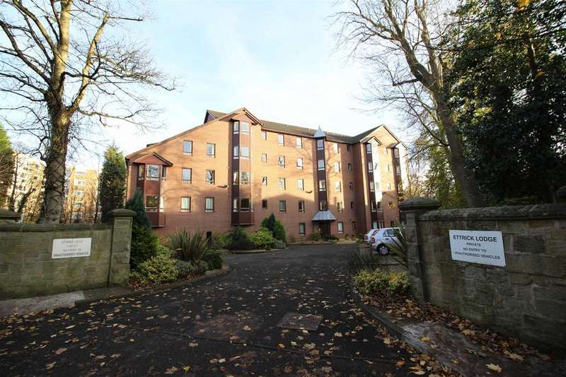 1 Bedroom Flat for sale in Ettrick Lodge, 36 The Grove, Newcastle Upon Tyne