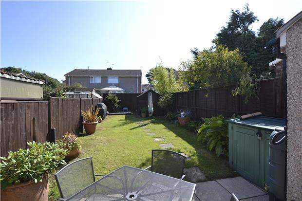 4 Bedrooms Terraced House for sale in Nursery Gardens, BRISTOL, BS10 6RL