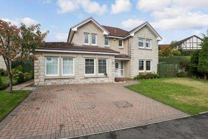 5 Bedrooms Detached House for sale in Dunning Drive, Westerwood