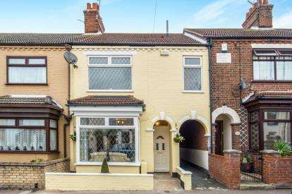 3 Bedrooms Terraced House for sale in Gorleston-On-Sea, Great Yarmouth, Norfolk