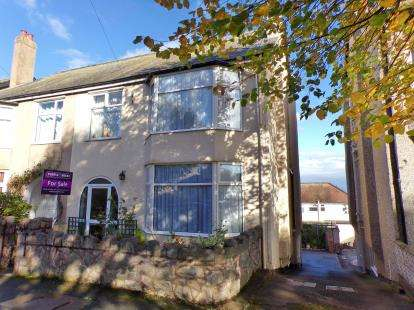 5 Bedrooms Semi Detached House for sale in Everard Road, Rhos On Sea, Conwy, LL28