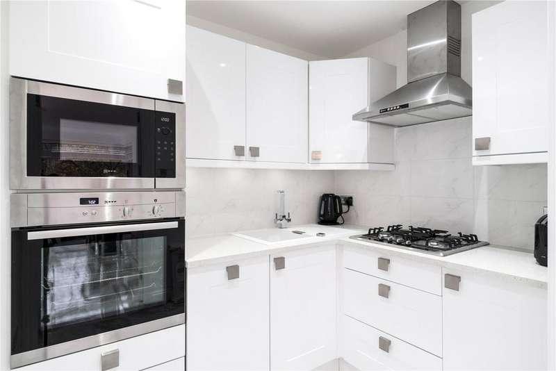 3 Bedrooms Flat for sale in Devonport, 23 Southwick Street, London