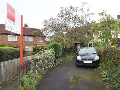 2 Bedrooms Terraced House for sale in Distaff Road, Poynton, Stockport, Cheshire