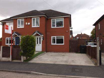 3 Bedrooms Semi Detached House for sale in Neville Cresent, Warrington, Penketh