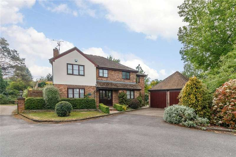 5 Bedrooms Detached House for sale in Oak Drive, Enborne Road, Newbury, Berkshire, RG14