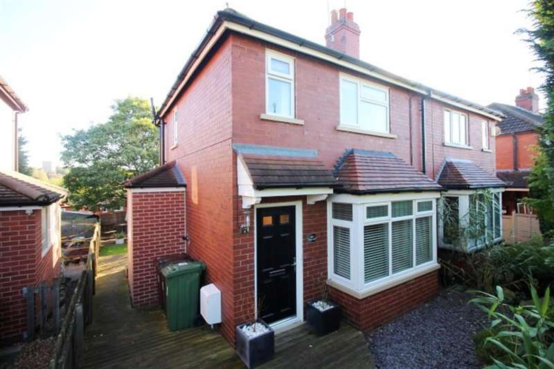 2 Bedrooms Semi Detached House for sale in Wood Lane , Farnley, LS12