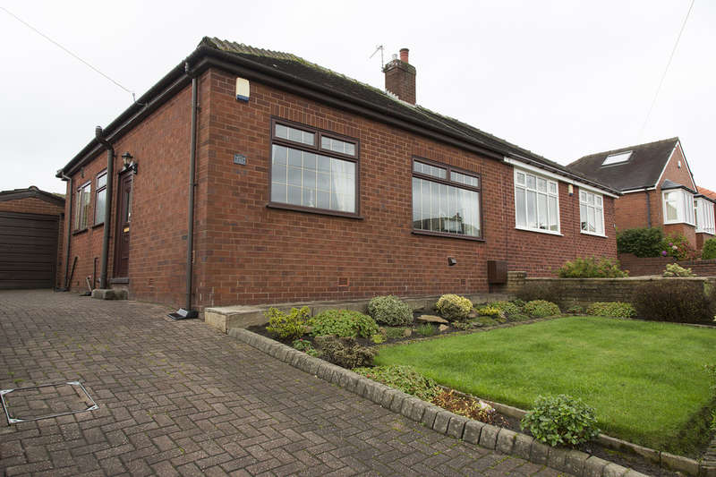 2 Bedrooms Semi Detached Bungalow for sale in 1 Severn Road, Chaddderton