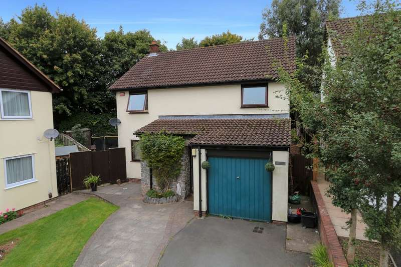 4 Bedrooms Detached House for sale in Westwood Road, East Ogwell