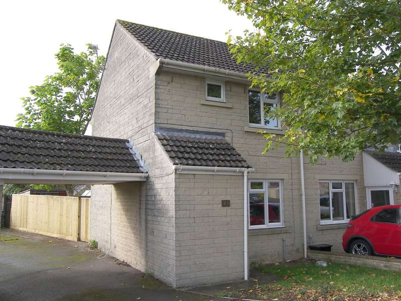 2 Bedrooms End Of Terrace House for sale in Light Close, Corsham
