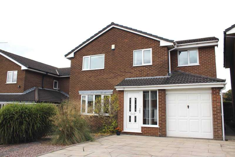 5 Bedrooms Detached House for sale in Barford Grove, Lostock