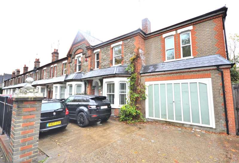 10 Bedrooms Semi Detached House for rent in London Road, Reading, Berkshire, RG1 3PB