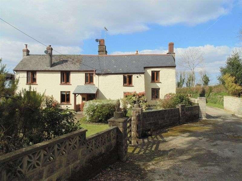 6 Bedrooms Property for sale in Beaworthy, Devon