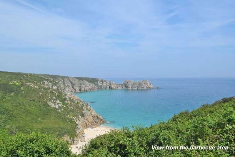 2 Bedrooms Apartment Flat for sale in Porthcurno, St Levan, Penzance, West Cornwall, TR19