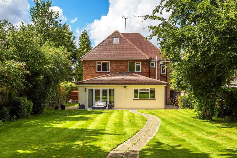 6 Bedrooms Detached House for sale in Essendene Road, Caterham, Surrey, CR3
