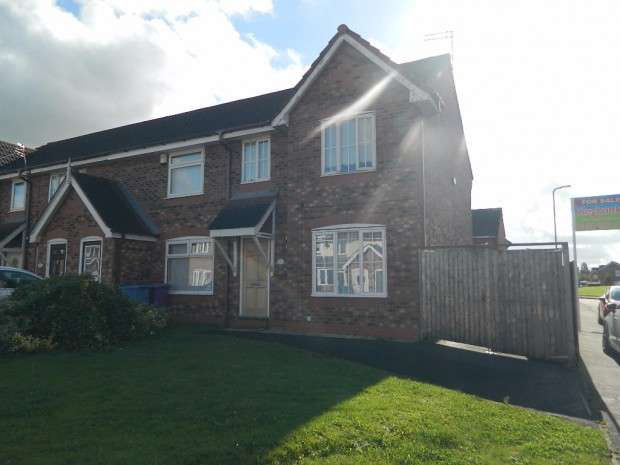 3 Bedrooms End Of Terrace House for sale in Turriff Road, Liverpool, L14