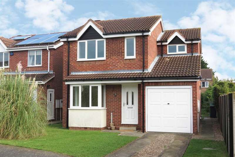 3 Bedrooms Detached House for sale in The Innings, Sleaford