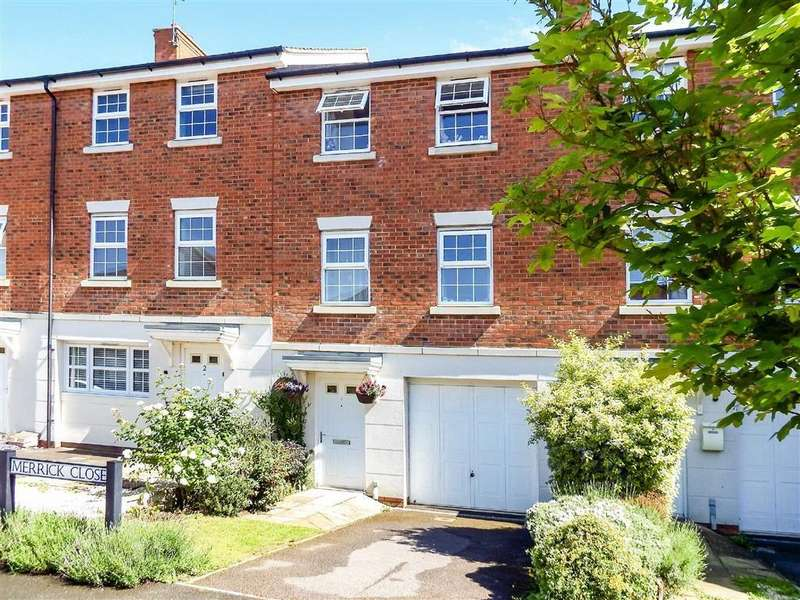 3 Bedrooms Terraced House for sale in Merrick Close, Stevenage, Hertfordshire, SG1