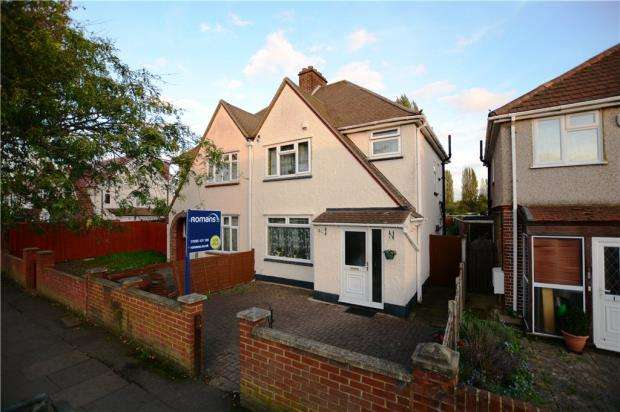 3 Bedrooms Semi Detached House for sale in Yeading Lane, Hayes
