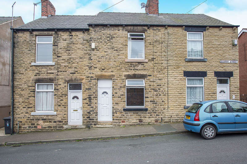 2 Bedrooms Property for sale in Quarry Street, Cudworth, Barnsley, S72