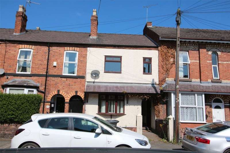 3 Bedrooms Terraced House for sale in Cunliffe Street, Rhosddu, Wrexham, LL11