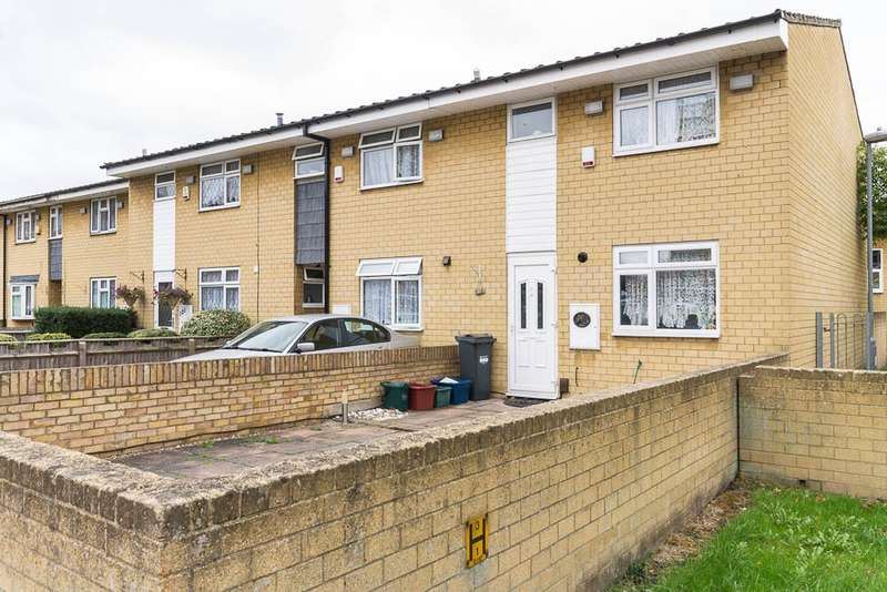 3 Bedrooms End Of Terrace House for sale in Bedfont Lane, Feltham, TW14