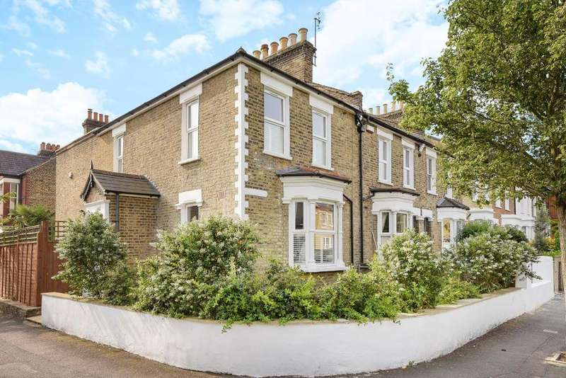 3 Bedrooms Semi Detached House for sale in Hindmans Road, East Dulwich