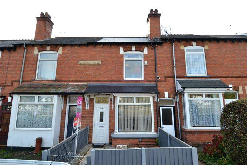 3 Bedrooms Terraced House for sale in New Road, Rubery, Birmingham