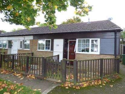 2 Bedrooms Bungalow for sale in Golden Drive, Eaglestone, Milton Keynes, Buckinghamshire