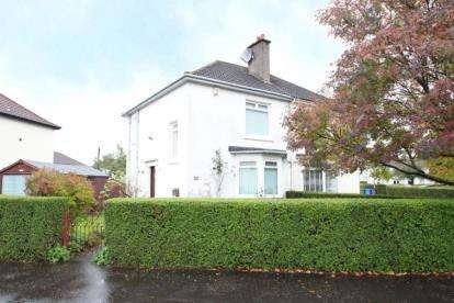 3 Bedrooms Semi Detached House for sale in Dyke Road, Knightswood, Glasgow