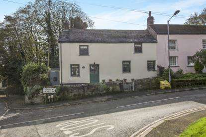 2 Bedrooms End Of Terrace House for sale in Pelynt, Looe, Cornwall