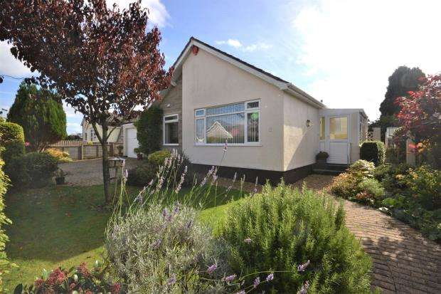 3 Bedrooms Detached Bungalow for sale in Westover Road, Callington, Cornwall
