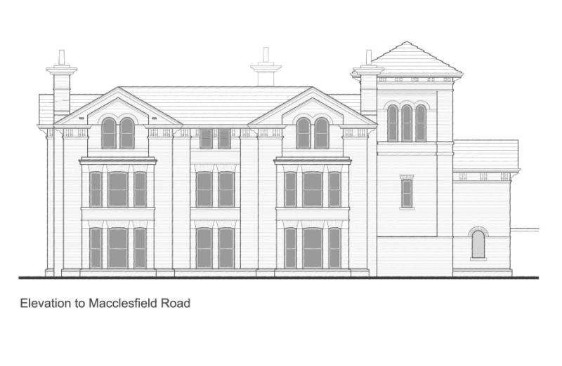 3 Bedrooms Apartment Flat for sale in Macclesfield Road, Alderley Edge, Cheshire, SK9