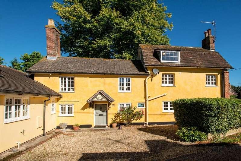 3 Bedrooms Detached House for sale in The Chalk, Iwerne Minster, Blandford Forum, DT11