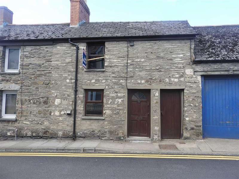 2 Bedrooms Cottage House for sale in Feidrfair, Cardigan