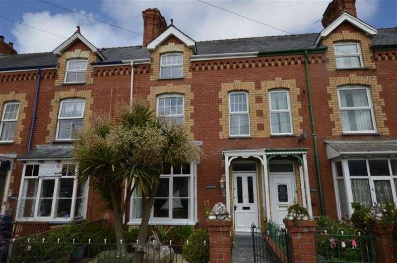 5 Bedrooms Terraced House for sale in Glan Y Wern, Llwyngwril, Gwynedd, LL37