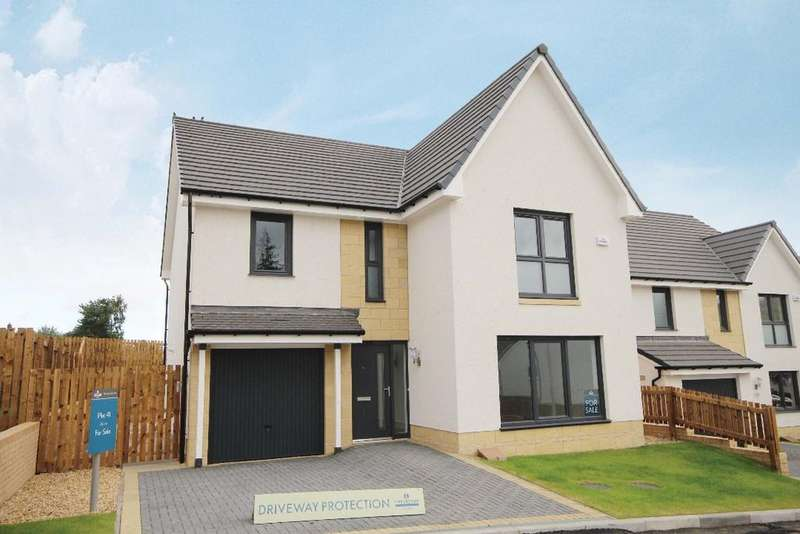 4 Bedrooms Detached House for sale in Strathearn Gardens, Auchterarder, Perthshire, PH3 1JG
