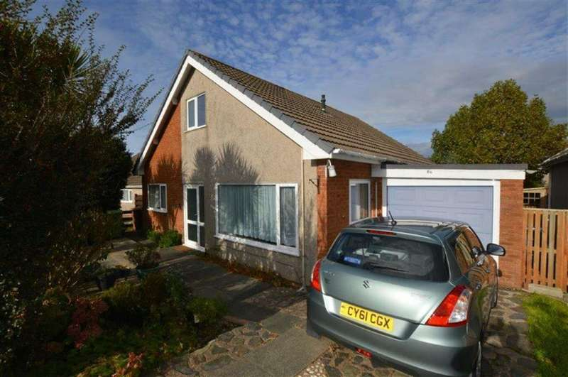 4 Bedrooms Detached Bungalow for sale in 68, Gerllan, Tywyn, Gwynedd, LL36