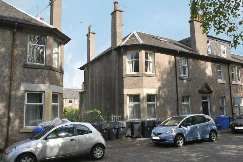2 Bedrooms Ground Flat for sale in Forth Street, Riverside, Stirling, FK8 1UF