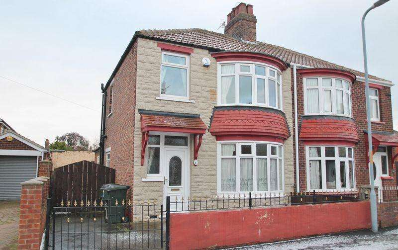 3 Bedrooms Semi Detached House for sale in Vancouver Gardens, Longlands