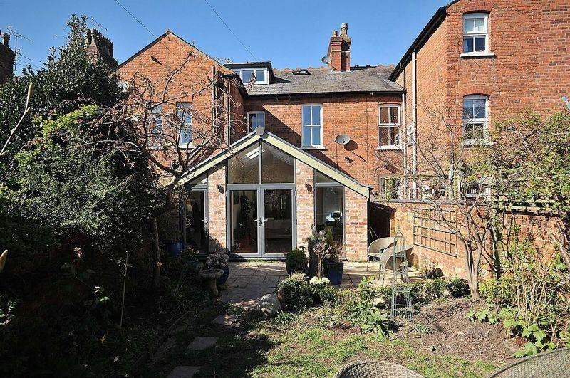 5 Bedrooms Terraced House for sale in Garden Road, Knutsford